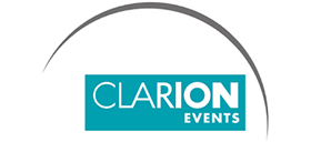clarion events logo showing bms performance marketing recruitment clients