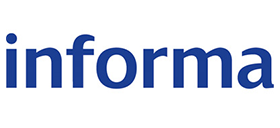 informa logo showing bms performance marketing recruitment clients