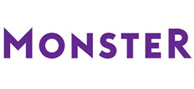 Monster company logo showing how BMS Performance advertise their sales recruitment agency